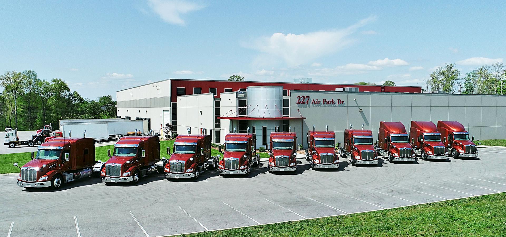 Transportation, Logistics & More